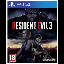PS4: Resident Evil 3