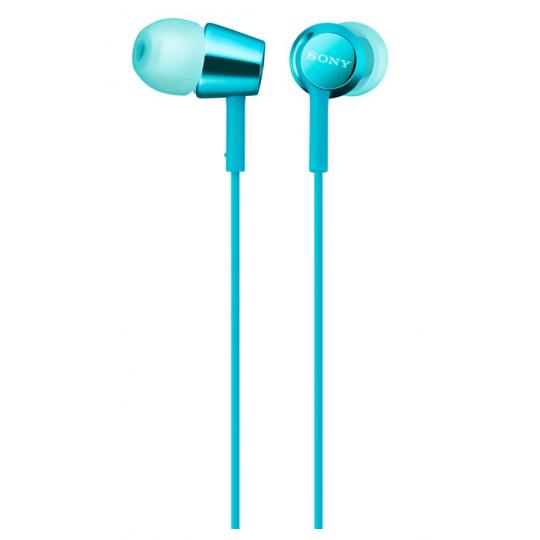 Sony hovedtlf. MDR-EX155 (blå)