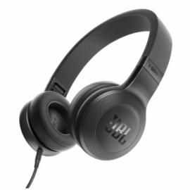 JBL E35 on-ear hovedtelefoner, sort