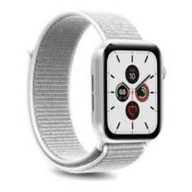 Puro Apple Watch Band 38-40mm nylon ice white