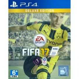 PS4 : FIFA 17 - Deluxe Edition