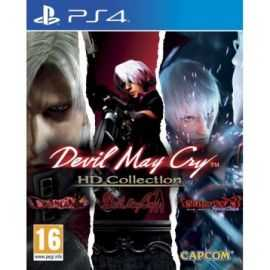 PS4 Devil May Cry HD Collect