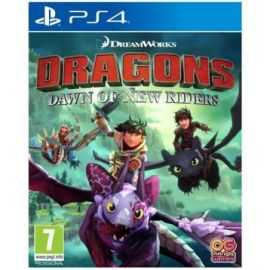 PS4: Dragons Dawn of New Riders