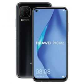Huawei P40 Lite 128GB Sort