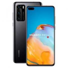 Huawei P40 128GB Sort