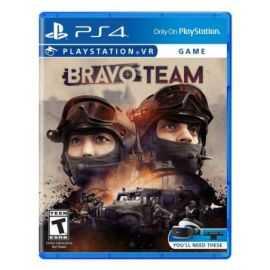 PS4 Bravo Team (VR)