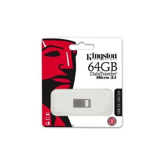 Kingston 64GB DT Micro USB 3.1/3.0
