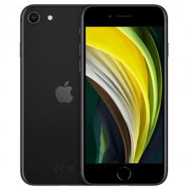 iPhone SE 64GB Sort