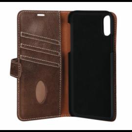 iPhone X/XS Læder wallet