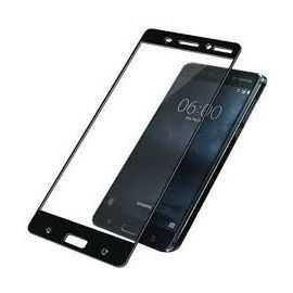 PanzerGlass Nokia 6, sort