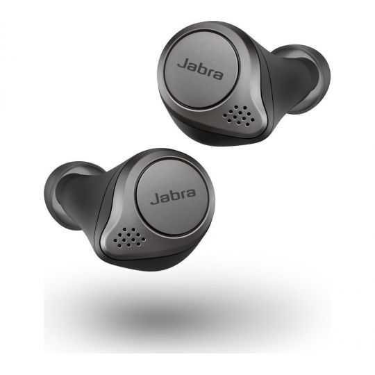 Jabra Elite 75T Sort/titanium