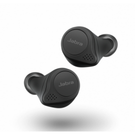 Jabra Elite 75T Sort