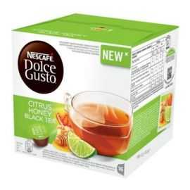 Nescafé CitrusH BlackTea DolceG kapsler