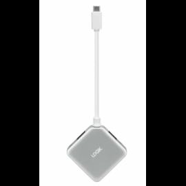 Logik USB-C til USB 3.0 4-ports hub