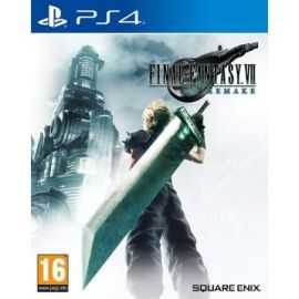PS4: Final Fantasy VII (7) - Remake