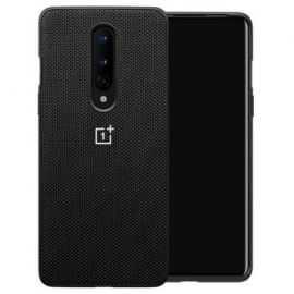 OnePlus 8 Nylon Bumper Case - Black