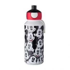 Drikkeflaske Pop-up Mickey Mouse 400ml