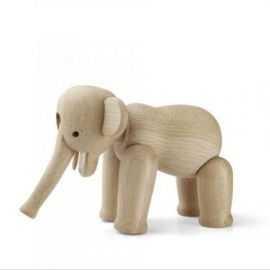 Kay Boyesen Elefant mini eg