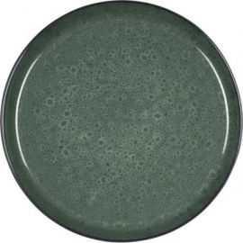 BITZ Gastro Tallerken D27 cm sort/grøn