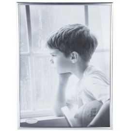 KJ Collection Fotoramme 50x40 cm sølv