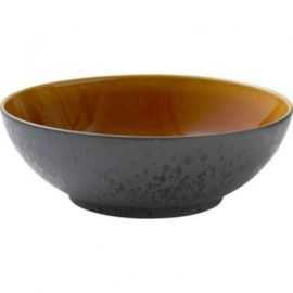 BITZ Salatskål D30 cm sort/amber