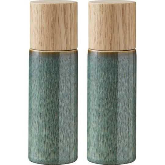 BITZ Salt & Peber 5x16,7 cm grøn