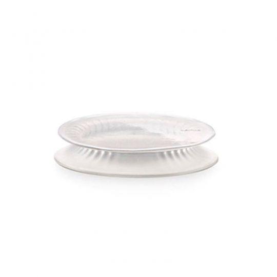 LÉKUÉ Stretch Top Silikone 26 cm hvid