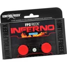 PS4: KontrolFreek Thumbsticks Rød