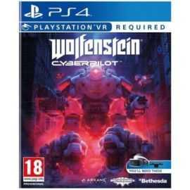 PS4 Wolfenstein: Cyberpilot