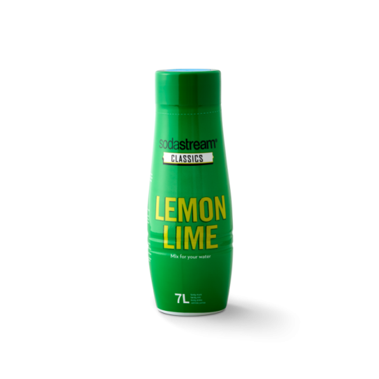 SodaStream Classics Lemon Lime