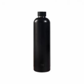 Raw Termoflaske matte black 1 L