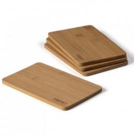 Funktion Smørebræt 4 stk. bambus