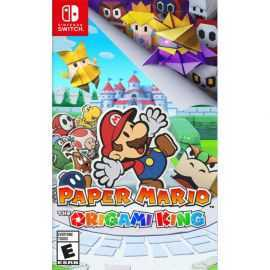 NS: Paper Mario: The Origami King