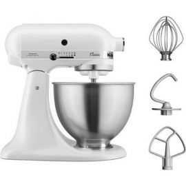 KitchenAid køkkenmaskine 5K45SSEFW