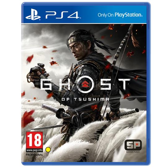 PS4: Ghost of Tsushima
