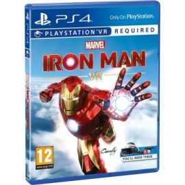 PS4 Iron Man (PSVR)