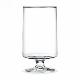 Holmegaard Stub Glas klar 36 cl 2 stk.