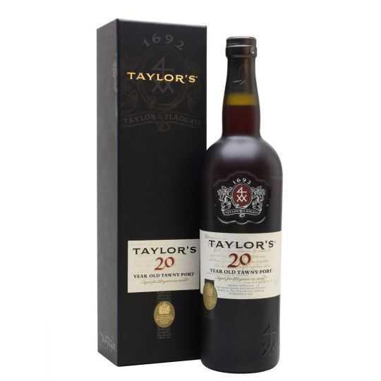 TAYLOR'S 20 YRS TAWNY