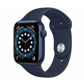 Apple Watch Series 6 GPS, 44mm Blue
