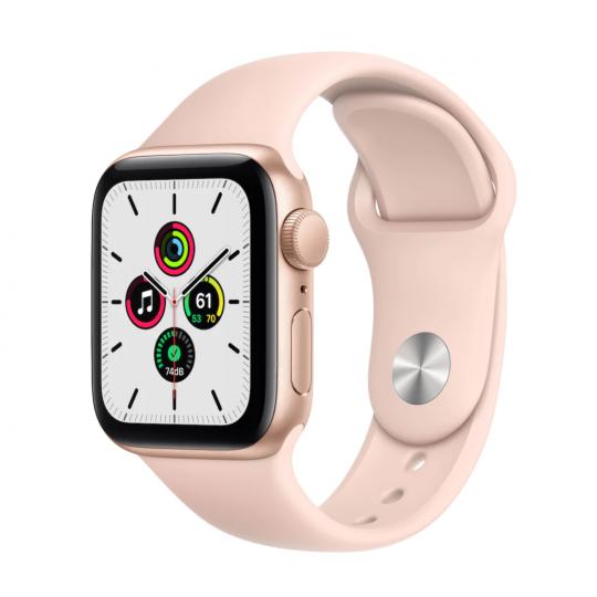 Apple Watch SE GPS, 40mm Gold Alu