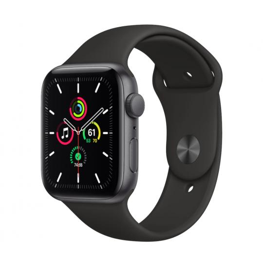 Apple Watch SE GPS, 44mm Space Gray