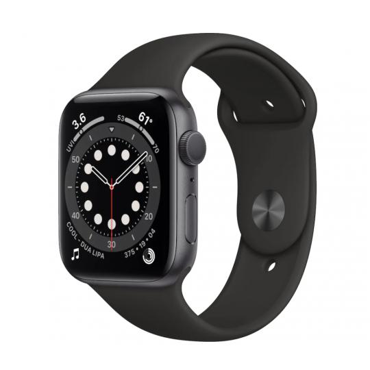 Apple Watch Ser. 6 GPS 44mm space gray