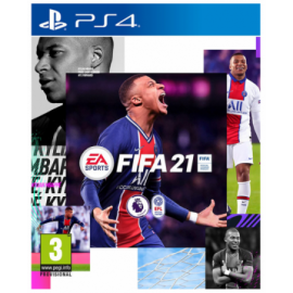 PS4: FIFA 21
