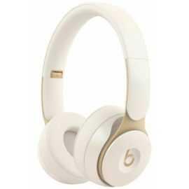 Beats Solo Pro ivory trådløse on-ear