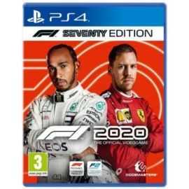 PS4:F1 2020 (Seventy Edition)