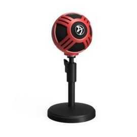 Arozzi Sfera mikrofon (rød)