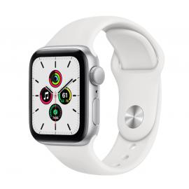 Apple Watch SE GPS, 40mm Silver Alu
