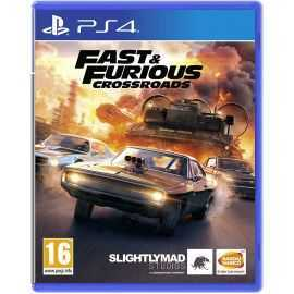 PS4:FAST AND FURIOUS CROSSROADS