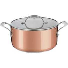 Premium Kasserolle 1,4L Triply Copper