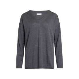 PERRIE- PULLOVER FROST GREY